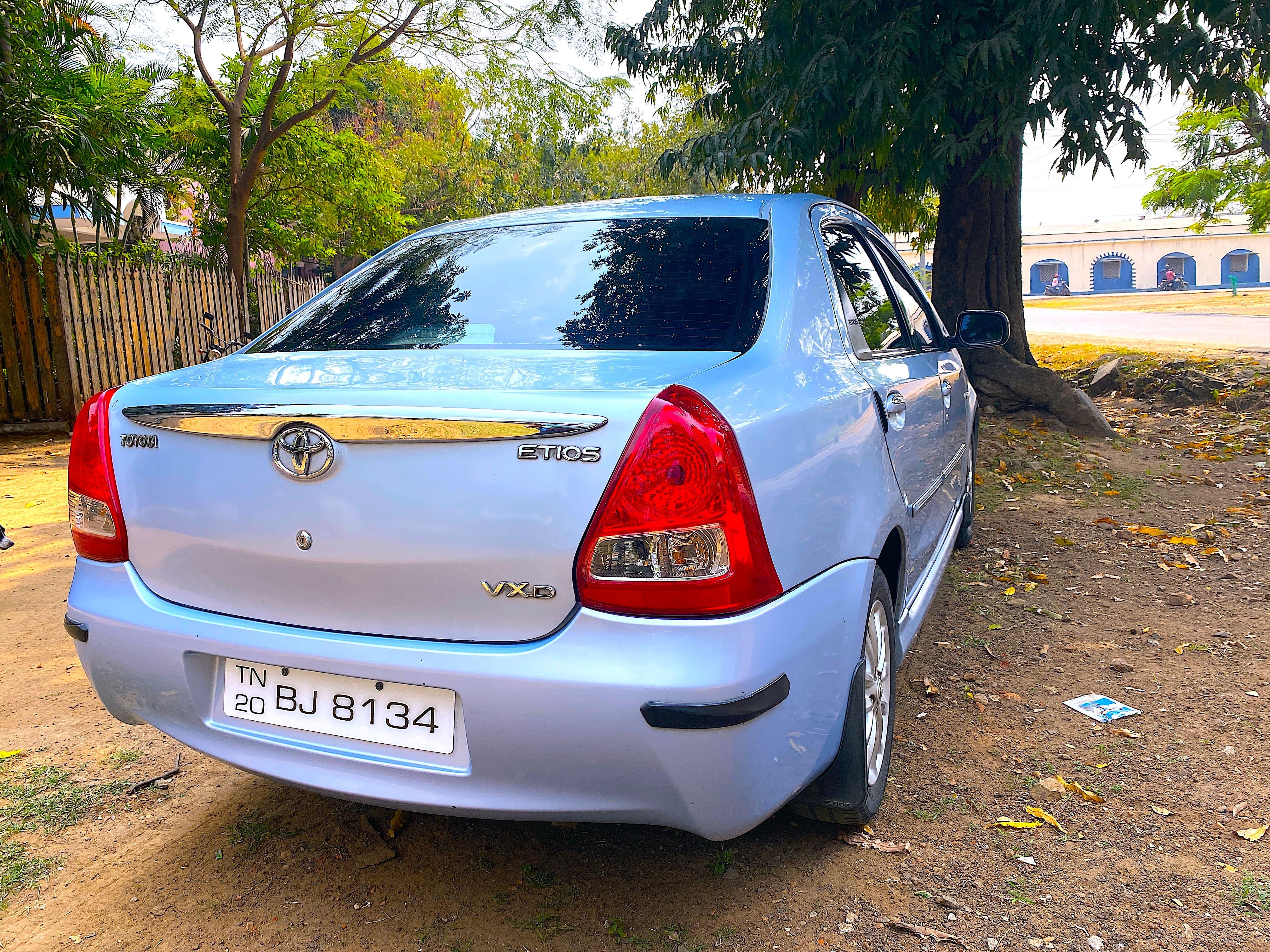 Toyota Etios 2010-2012 VXD