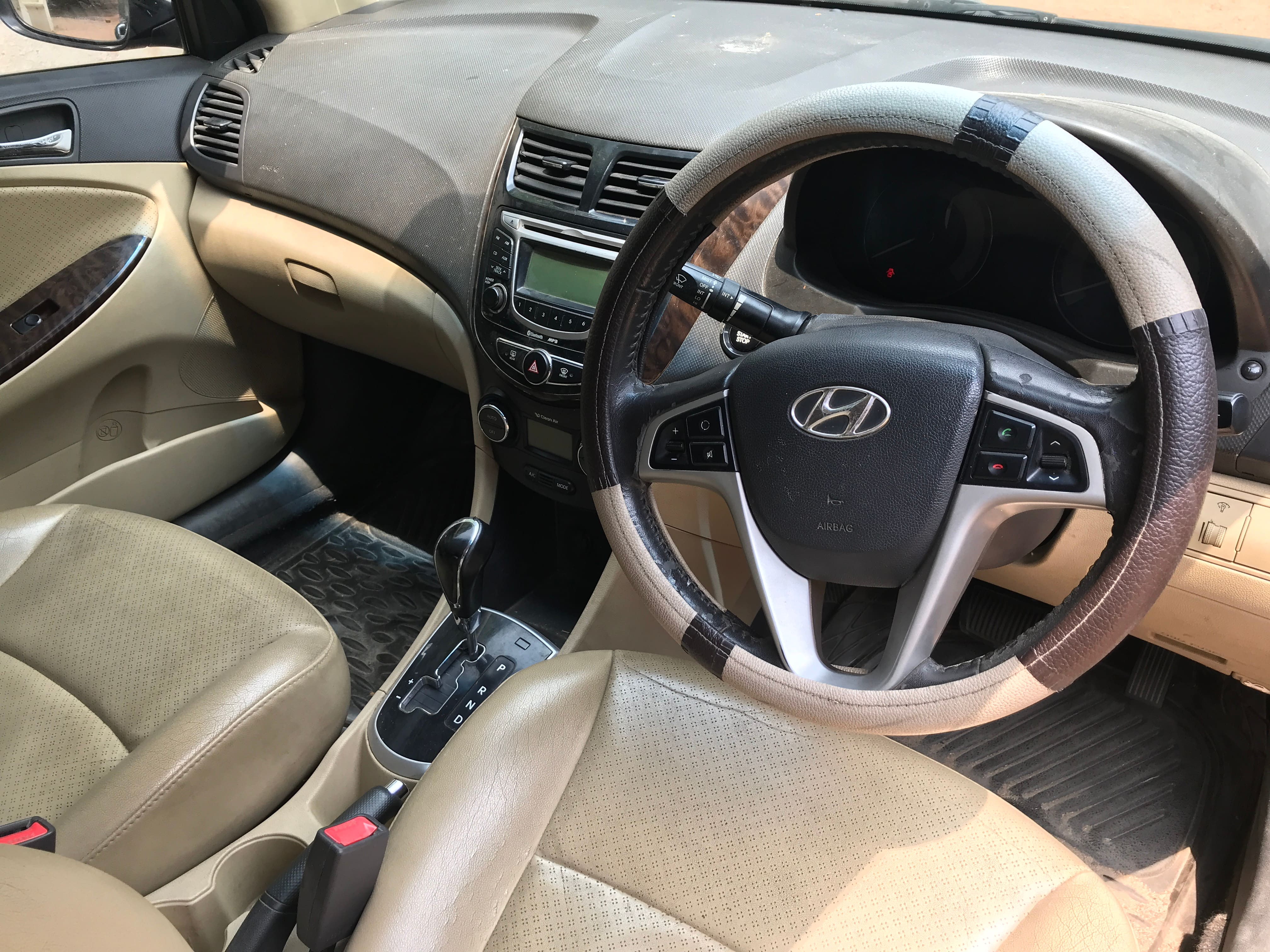 Hyundai Verna 2011-2014 1.6 SX