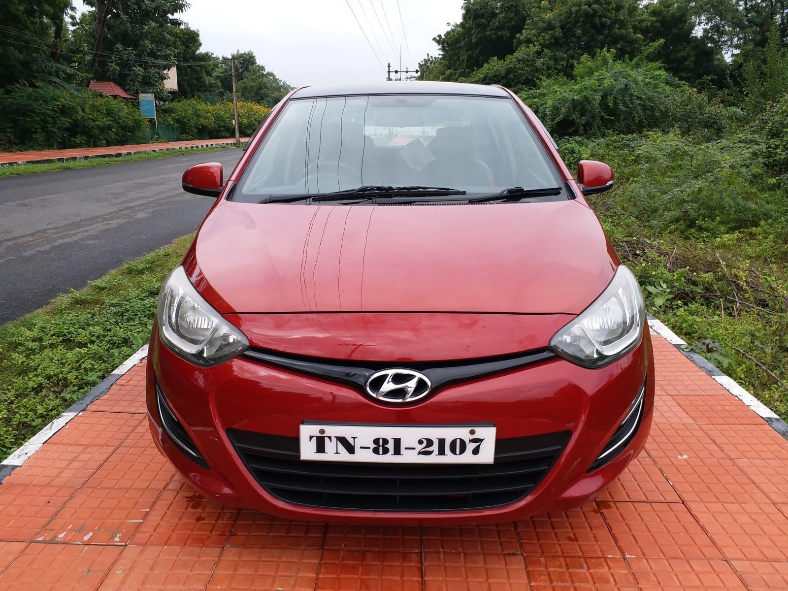 Hyundai Elite i20 Magna Plus Diesel