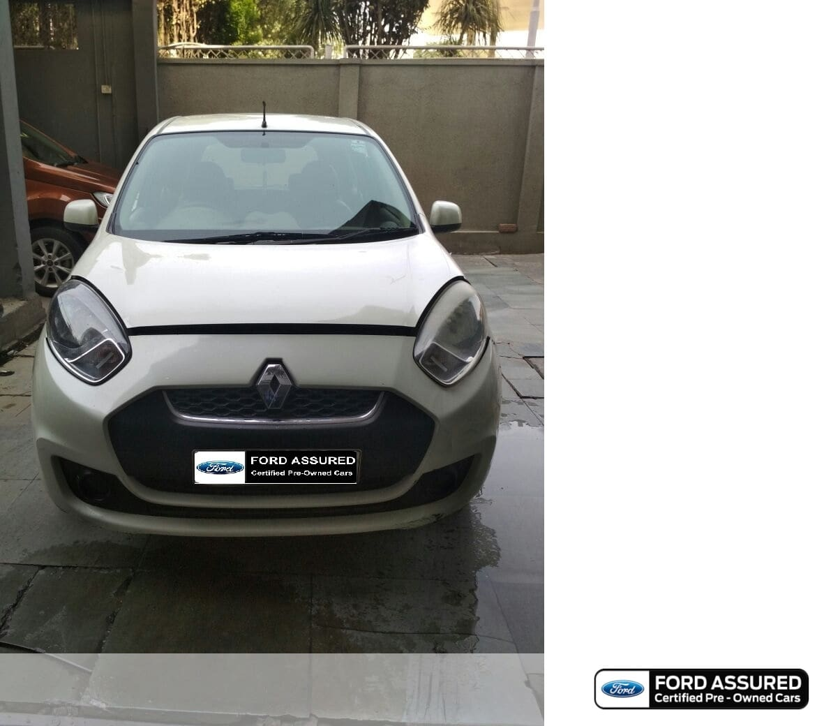 Renault Pulse 2012-2014 RxL