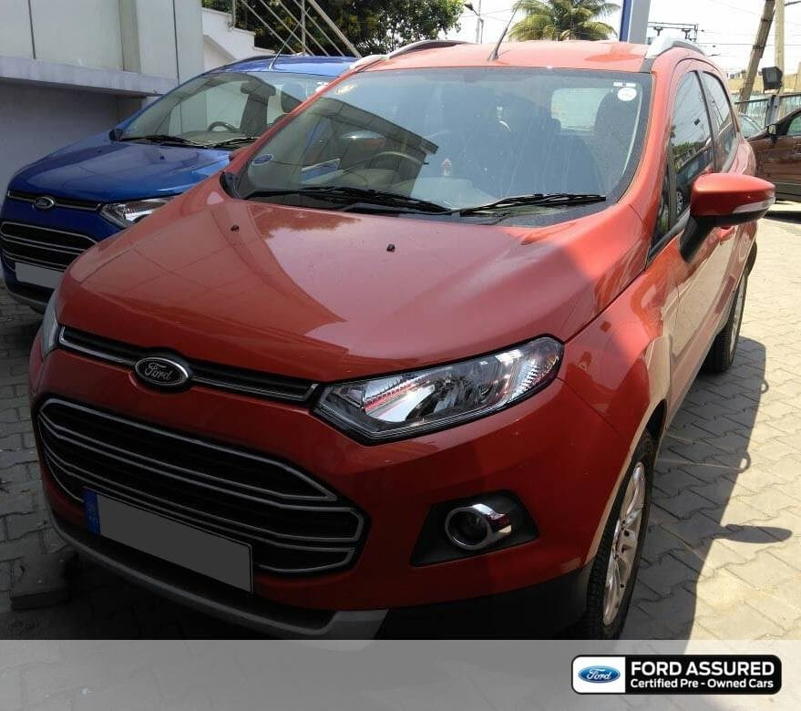 Ford EcoSport 2013-2015 : pre owned cars ford - markmcfarlin.com