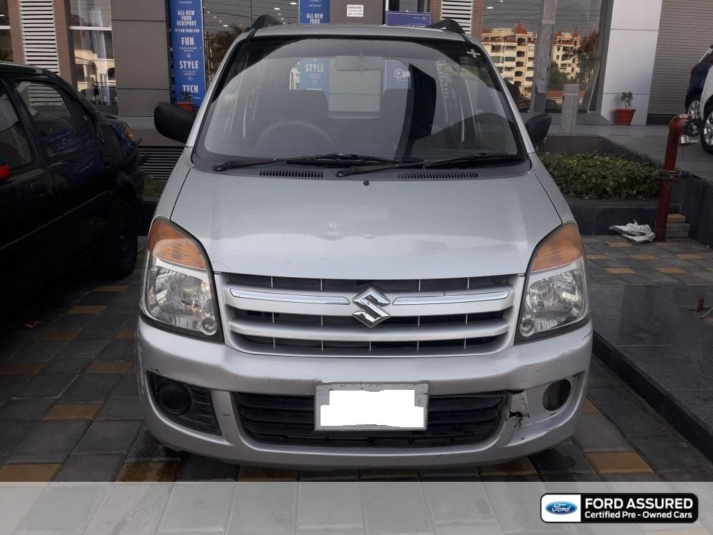 Maruti Wagon R 2006-2010 LXI Minor