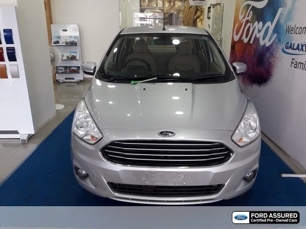 Ford Aspire 1.2 Ti-VCT Titanium Opt