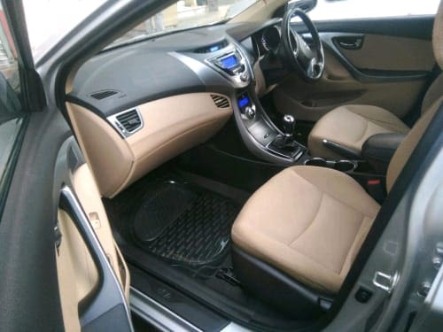 Hyundai Elantra 2012-2015 SX