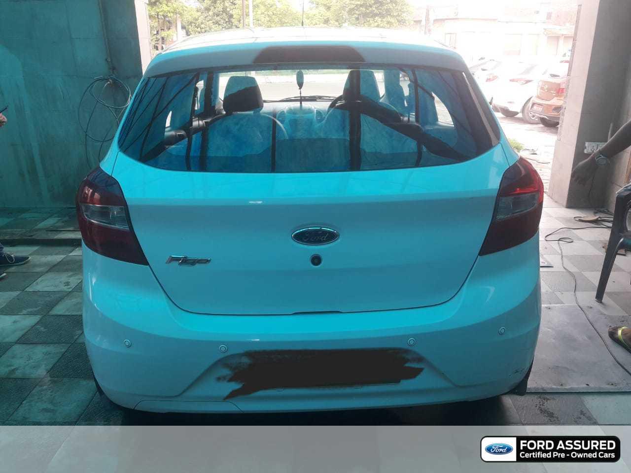 Ford Figo 1.2P Trend MT