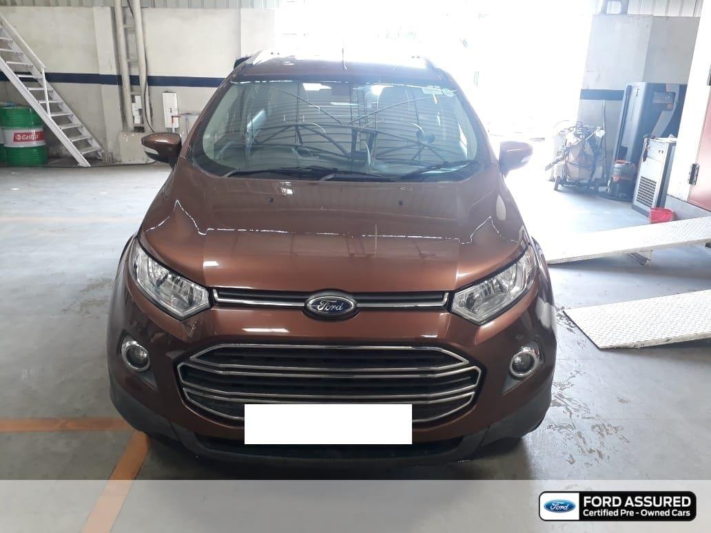Ford EcoSport 1.0 Ecoboost Titanium Plus