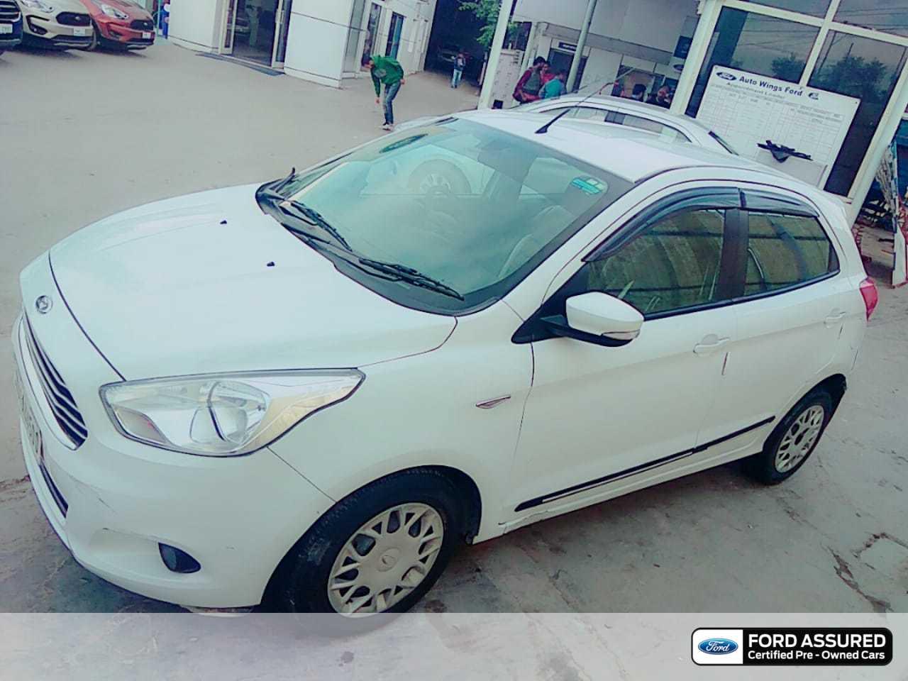 Ford Figo 1.5D Trend MT