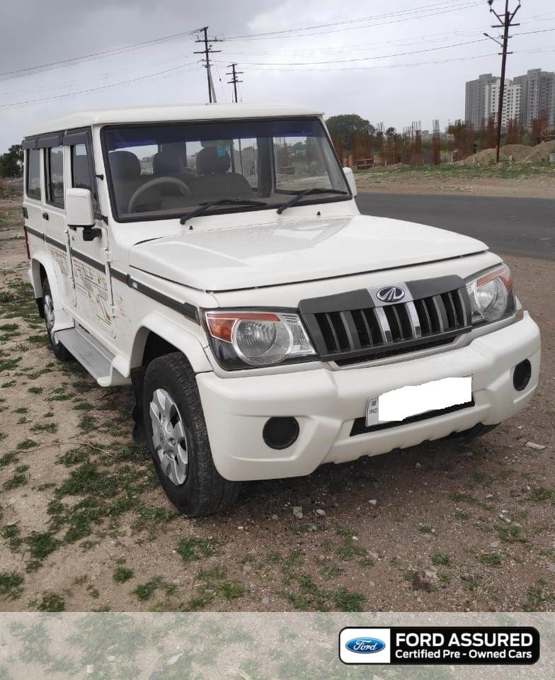 Mahindra Bolero Power Plus ZLX