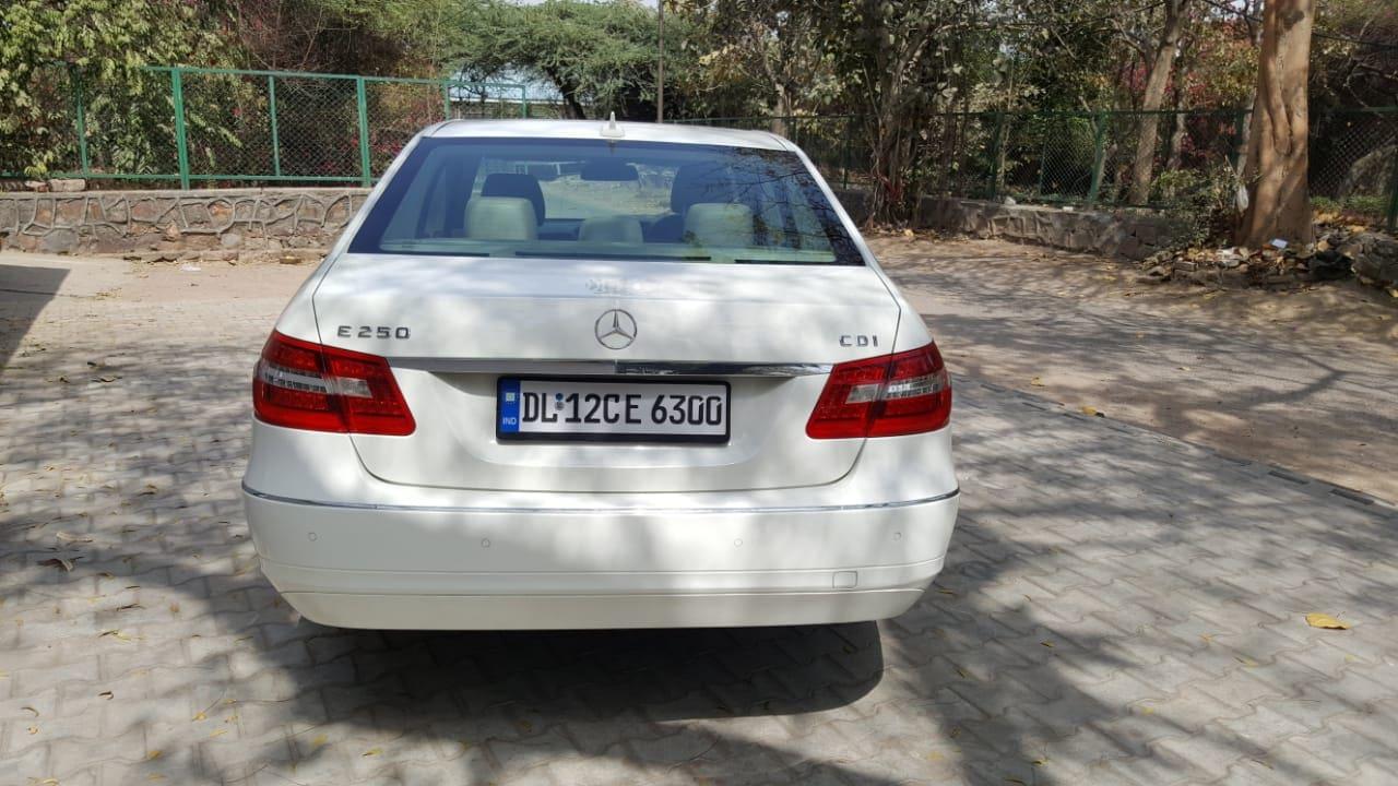 Mercedes-Benz E-Class 2009-2012 E250 CDI Avantgarde