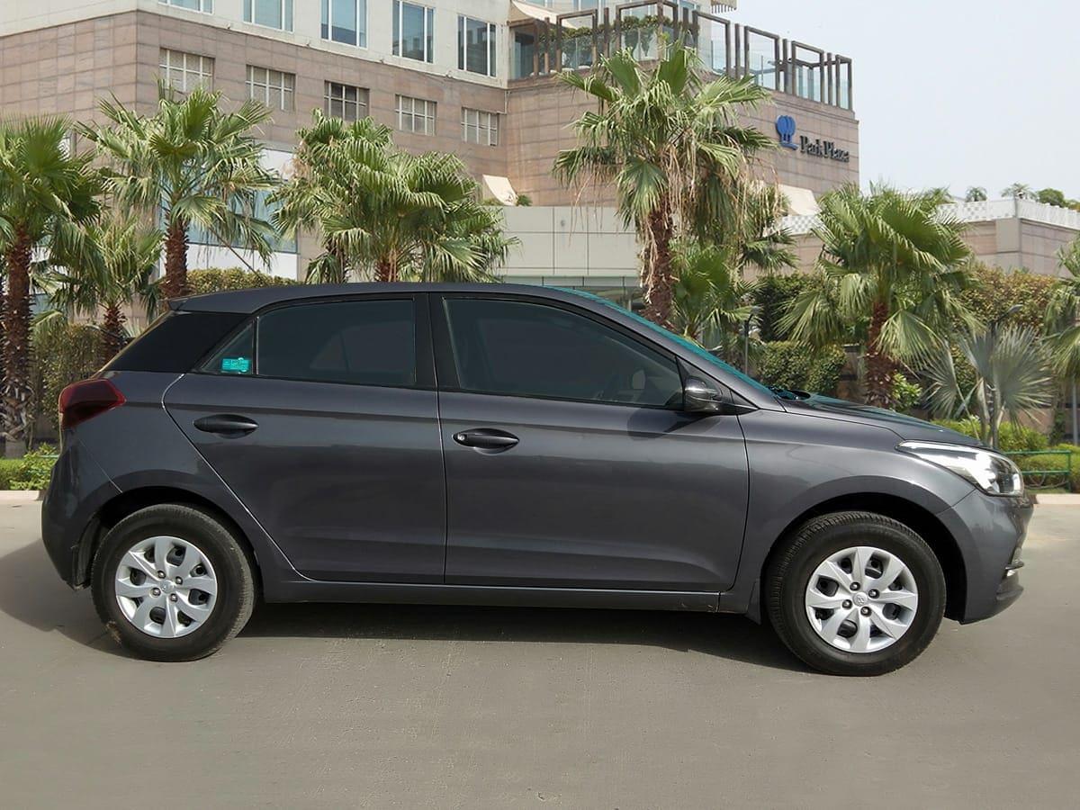 Hyundai Elite i20 Petrol Spotz