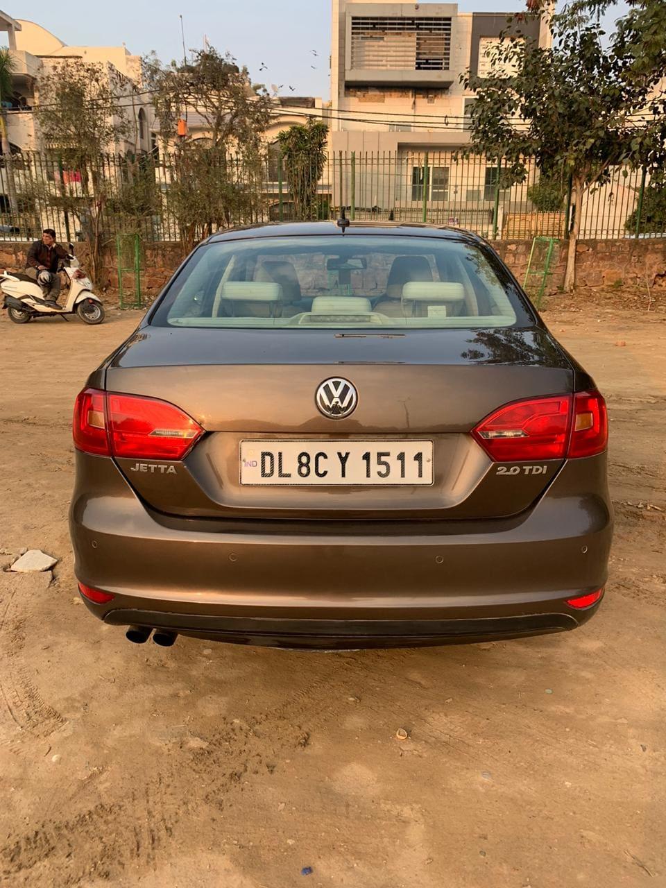 Volkswagen Jetta 2013-2015 2.0L TDI Comfortline