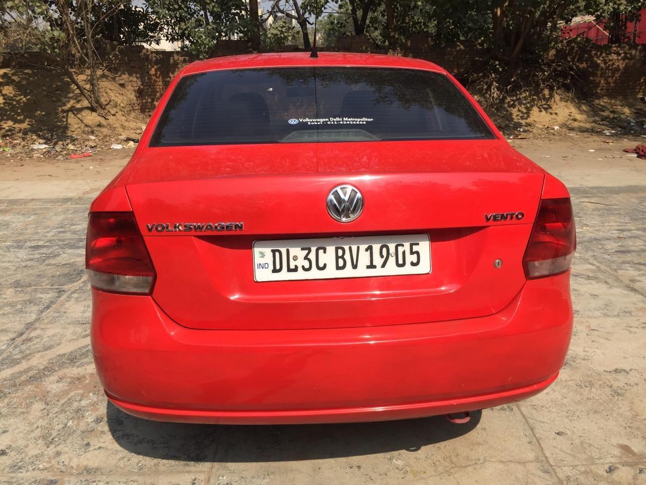 Volkswagen Vento 2010-2013 Petrol Comfortline