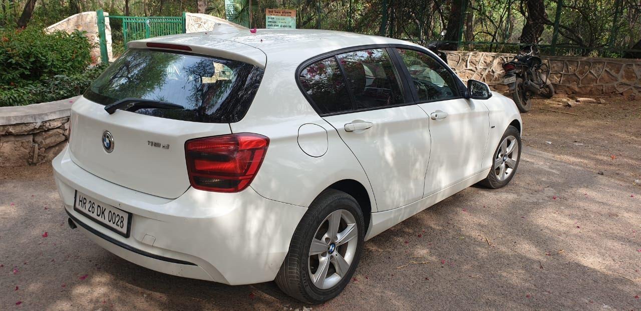 BMW 1 Series 2013-2015 118d Sport Line