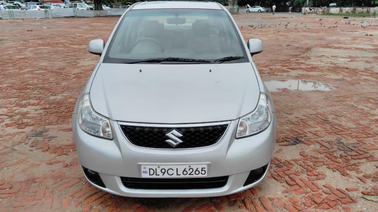 Maruti SX4 2007-2012 Zxi BSIII