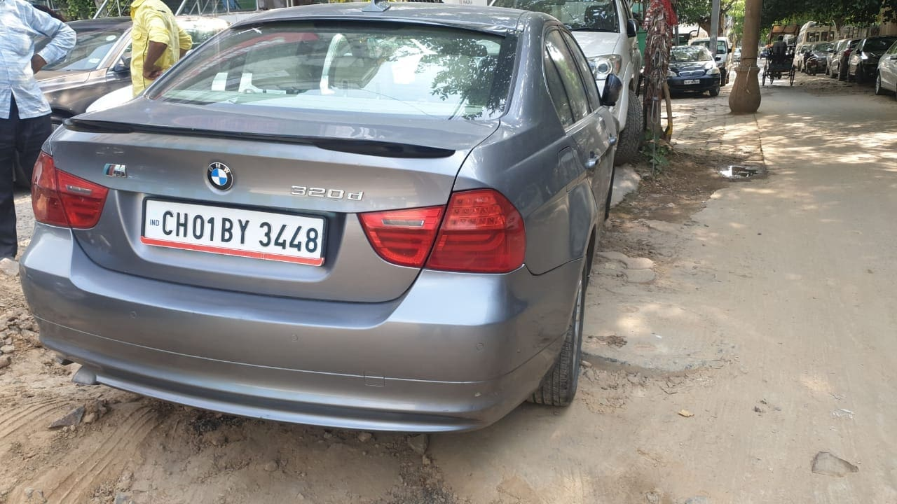 BMW 3 Series 2005-2011 318d Touring