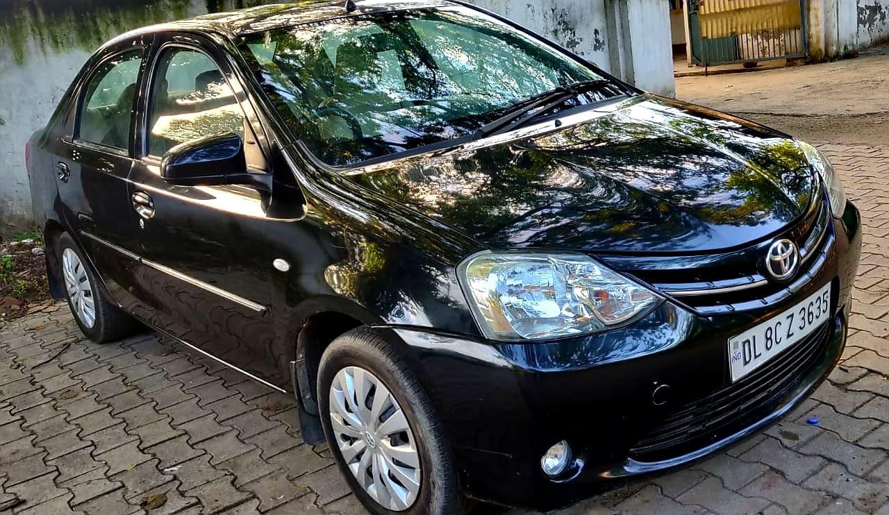 Toyota Etios 2013-2014 G SP