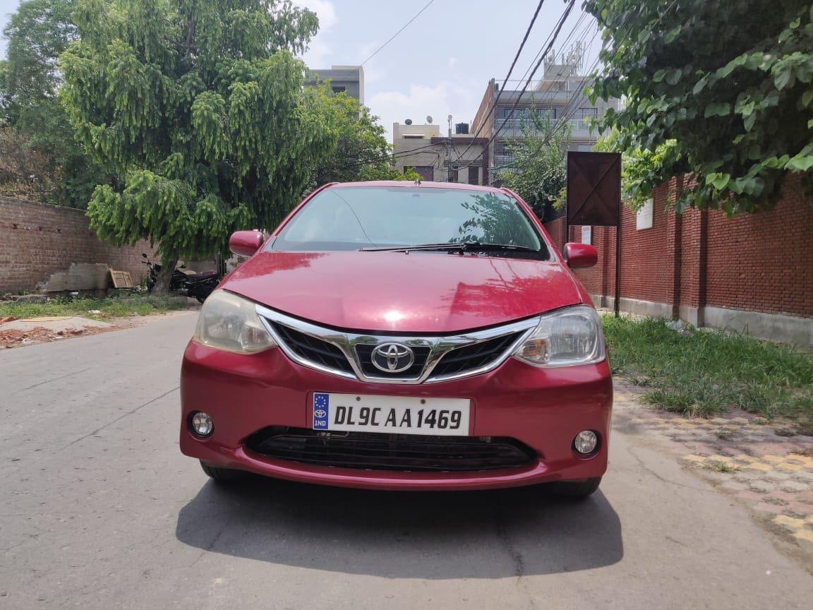 Toyota Etios 2010-2012 VX