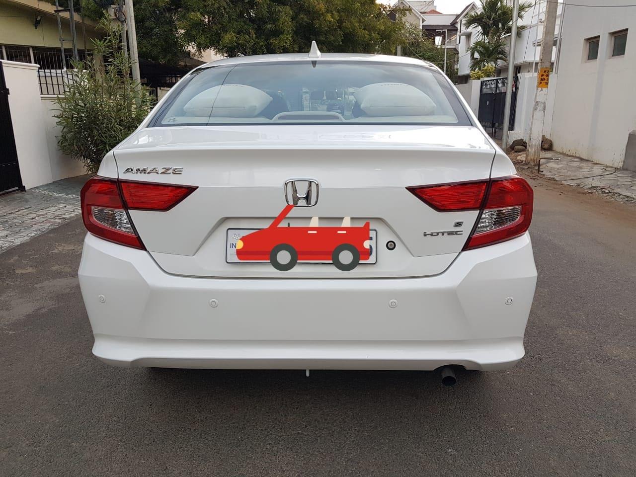 Honda Amaze S Diesel