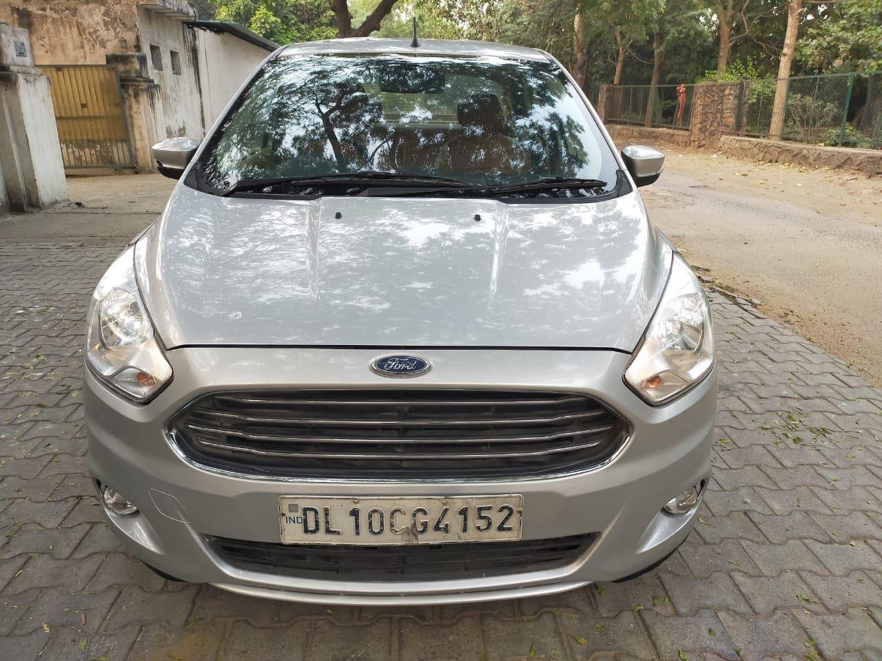 Ford Figo 2015-2019 1.5D Titanium Opt MT
