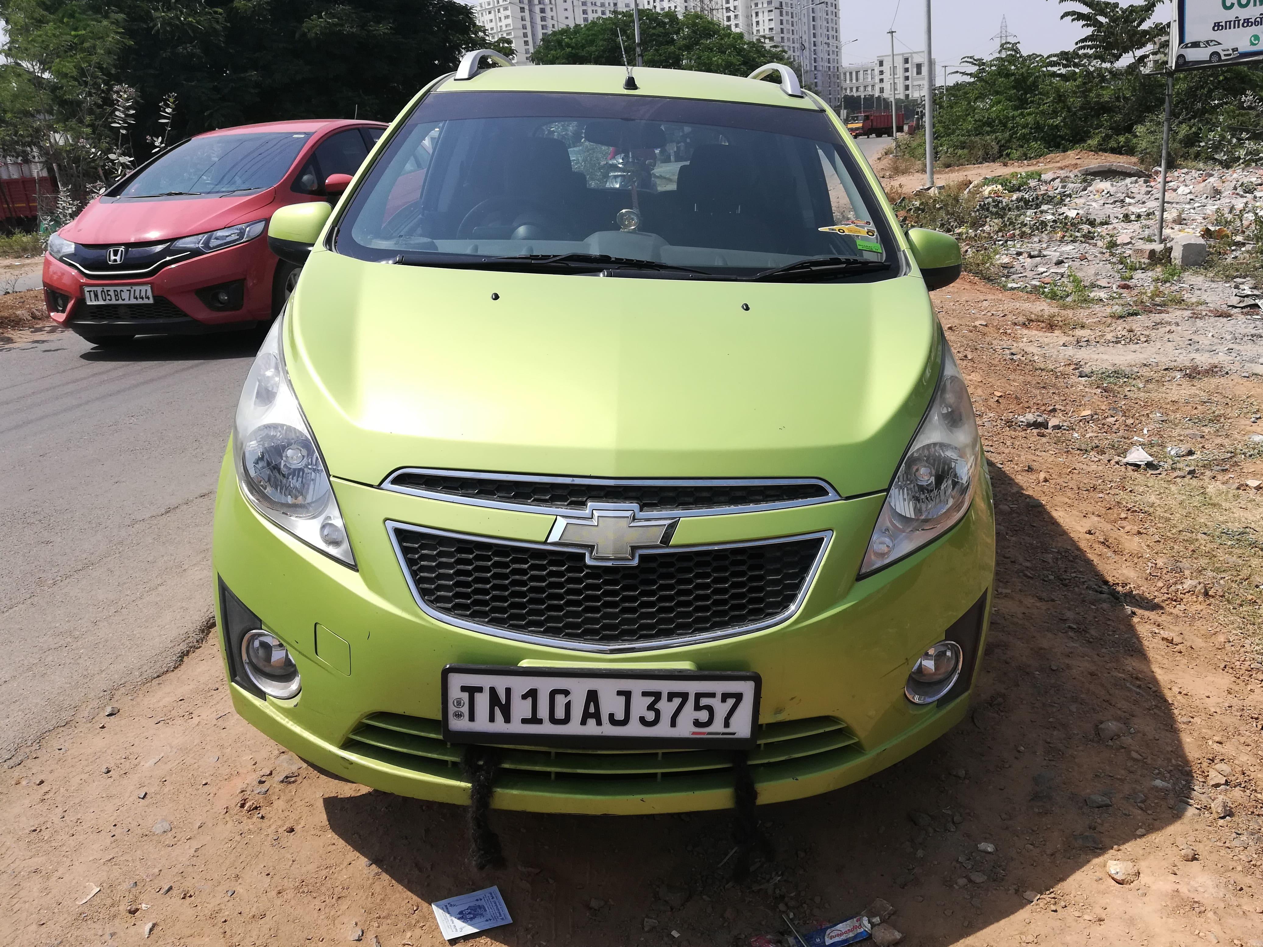 Chevrolet Beat 2010-2013 Diesel