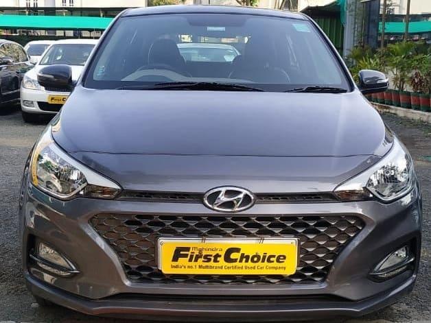 Hyundai Elite i20 Asta Option CVT