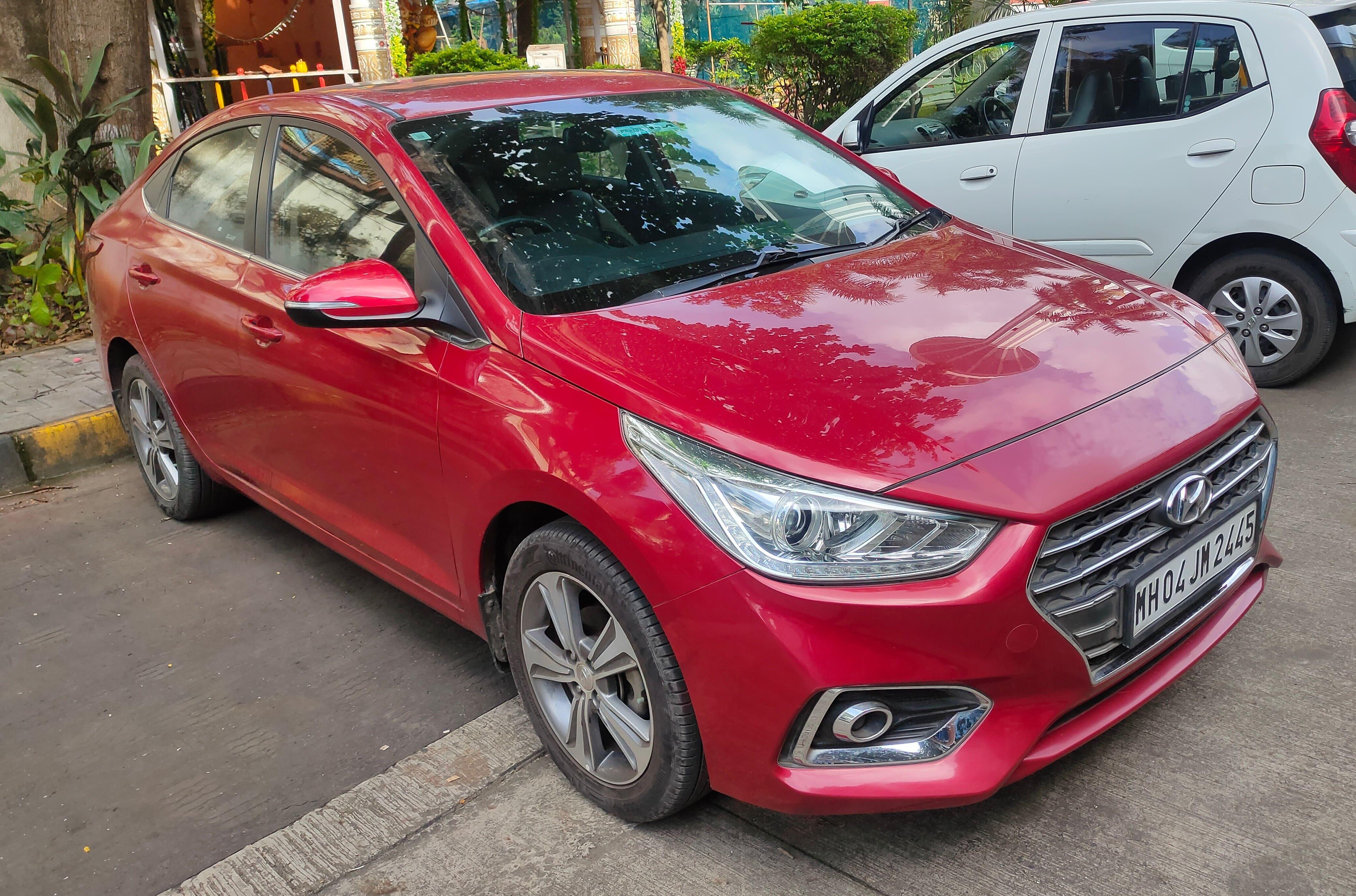 Hyundai Verna 2017-2020 CRDi 1.6 AT SX Plus