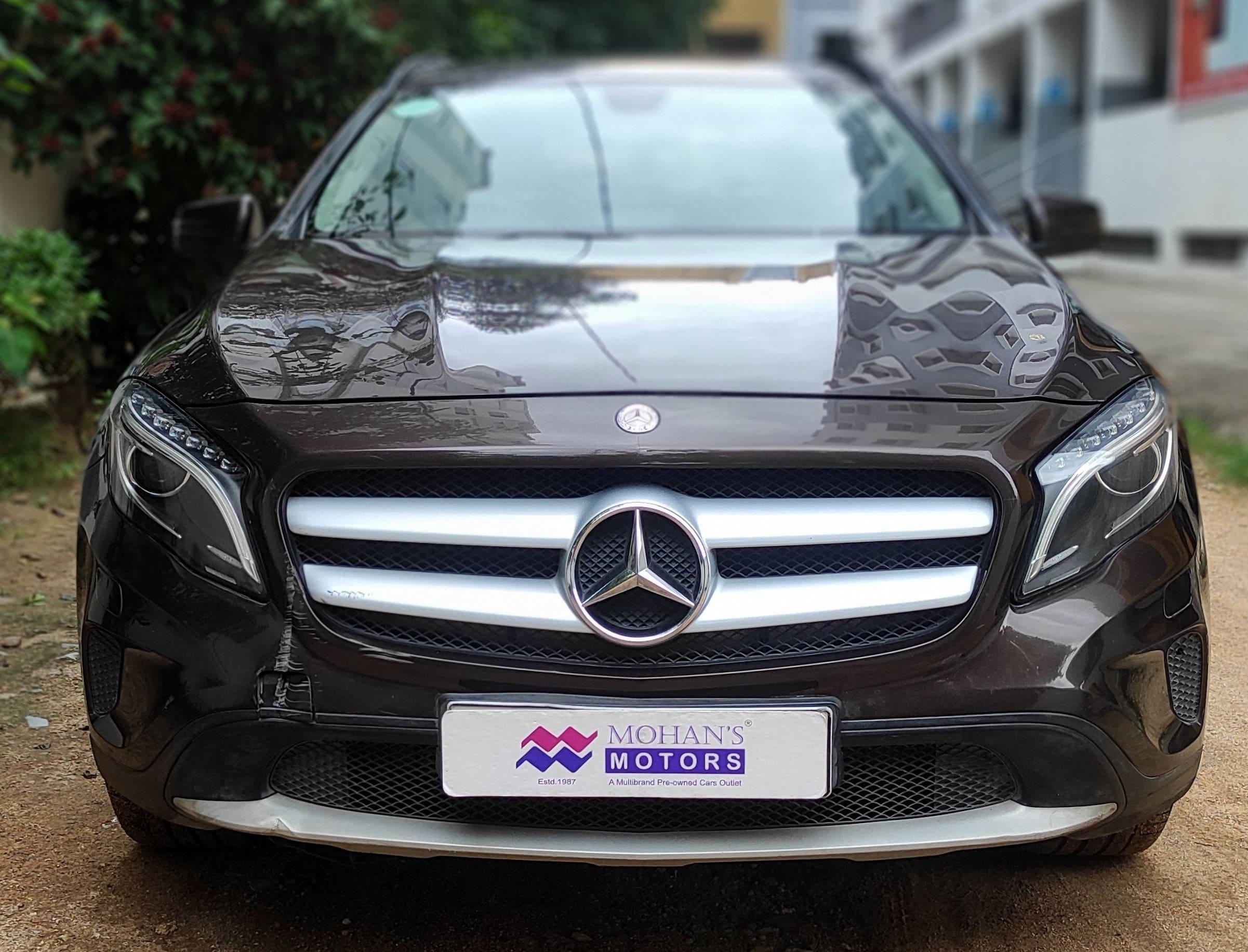 Mercedes-Benz GLA Class 2014-2017 200 CDI