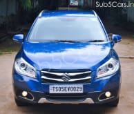 Maruti SX4 S Cross 2015-2017 DDiS 320 Alpha