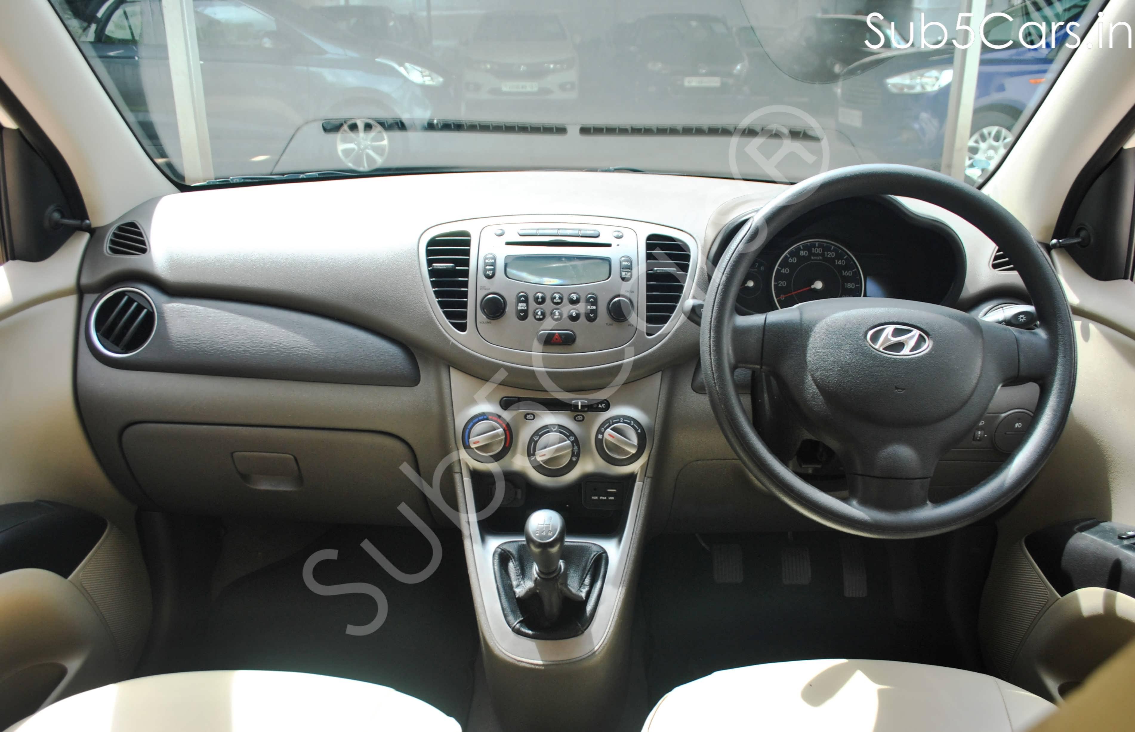Hyundai i10 Sportz 1.1L