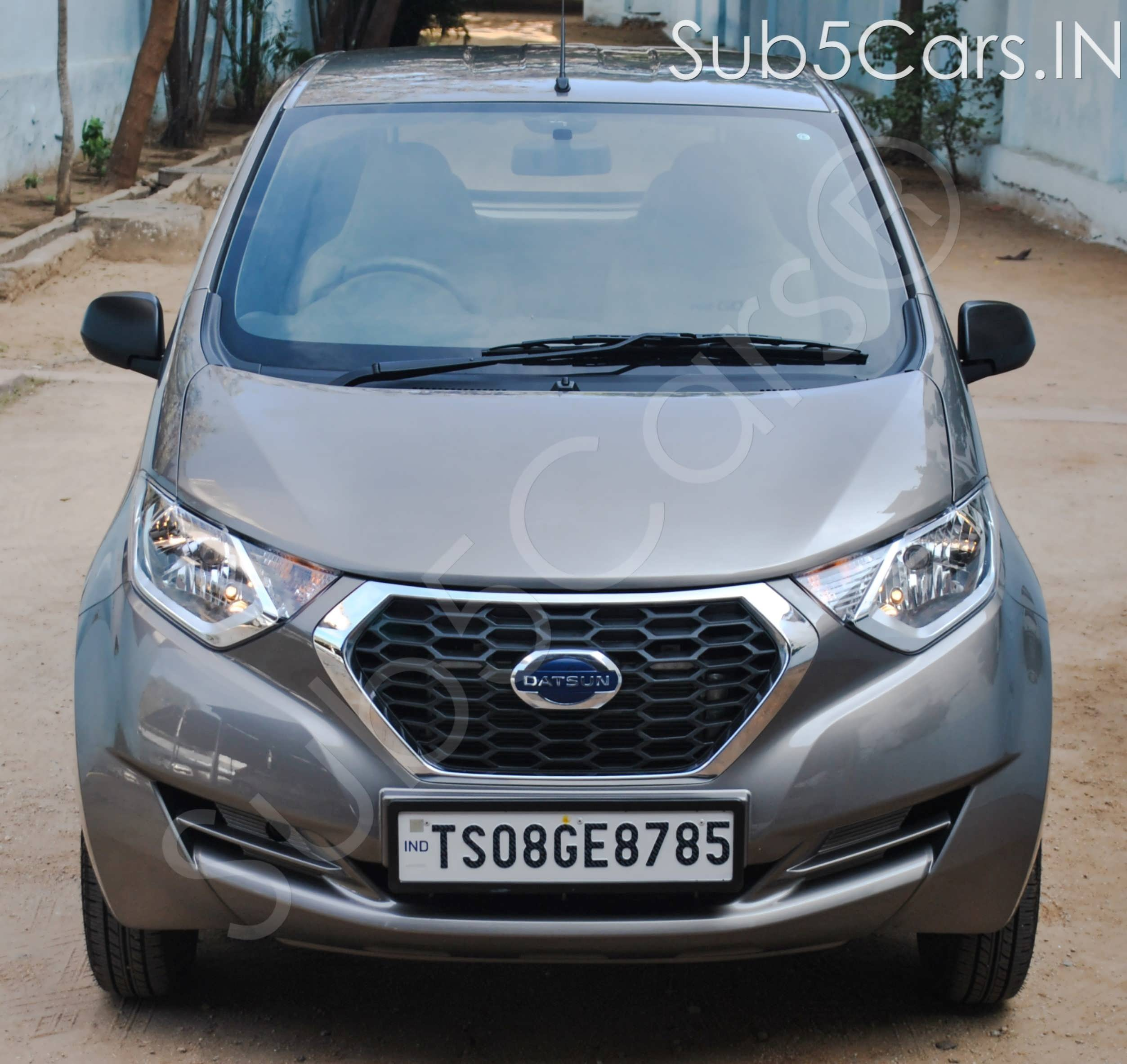 Datsun redi-GO 2016-2020 1.0 T Option