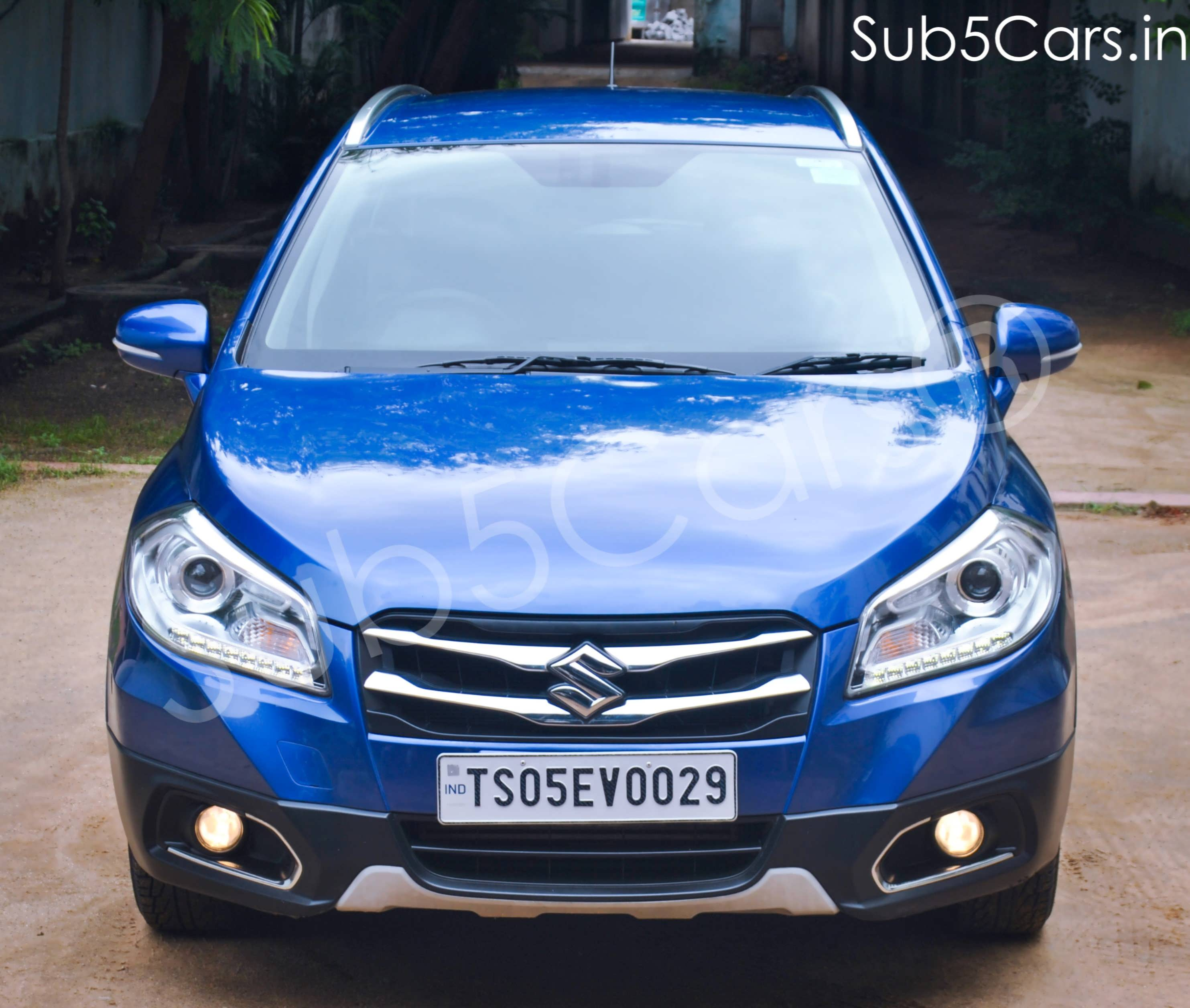 Maruti S-Cross 2017-2020 Alpha DDiS 200 SH