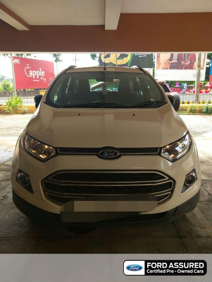 Ford EcoSport 1.5 Petrol Ambiente