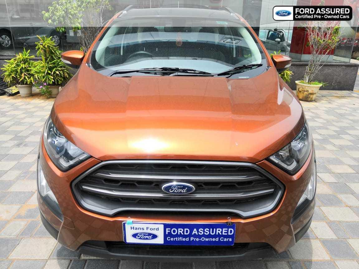 Ford Ecosport 2015-2021 Sports Diesel