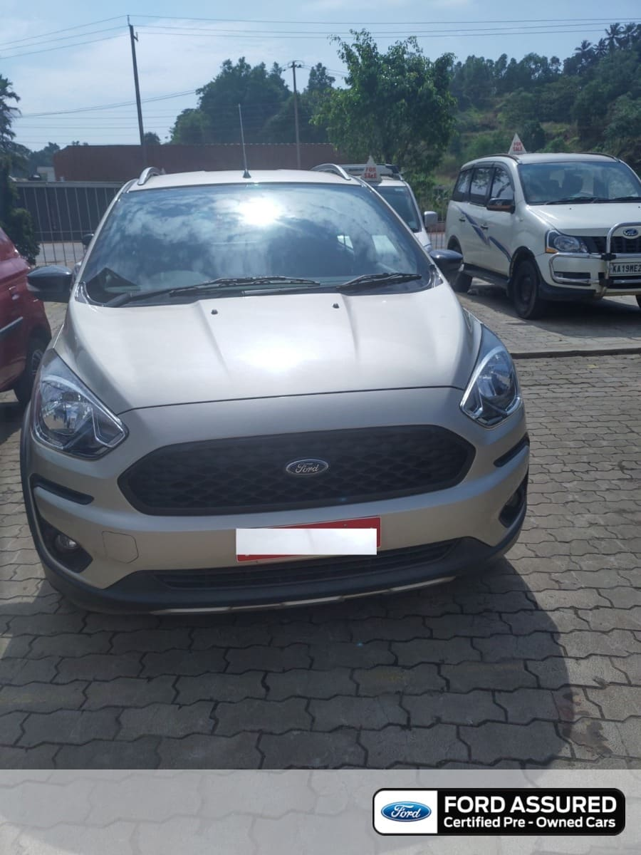 Ford Freestyle Titanium Plus Petrol