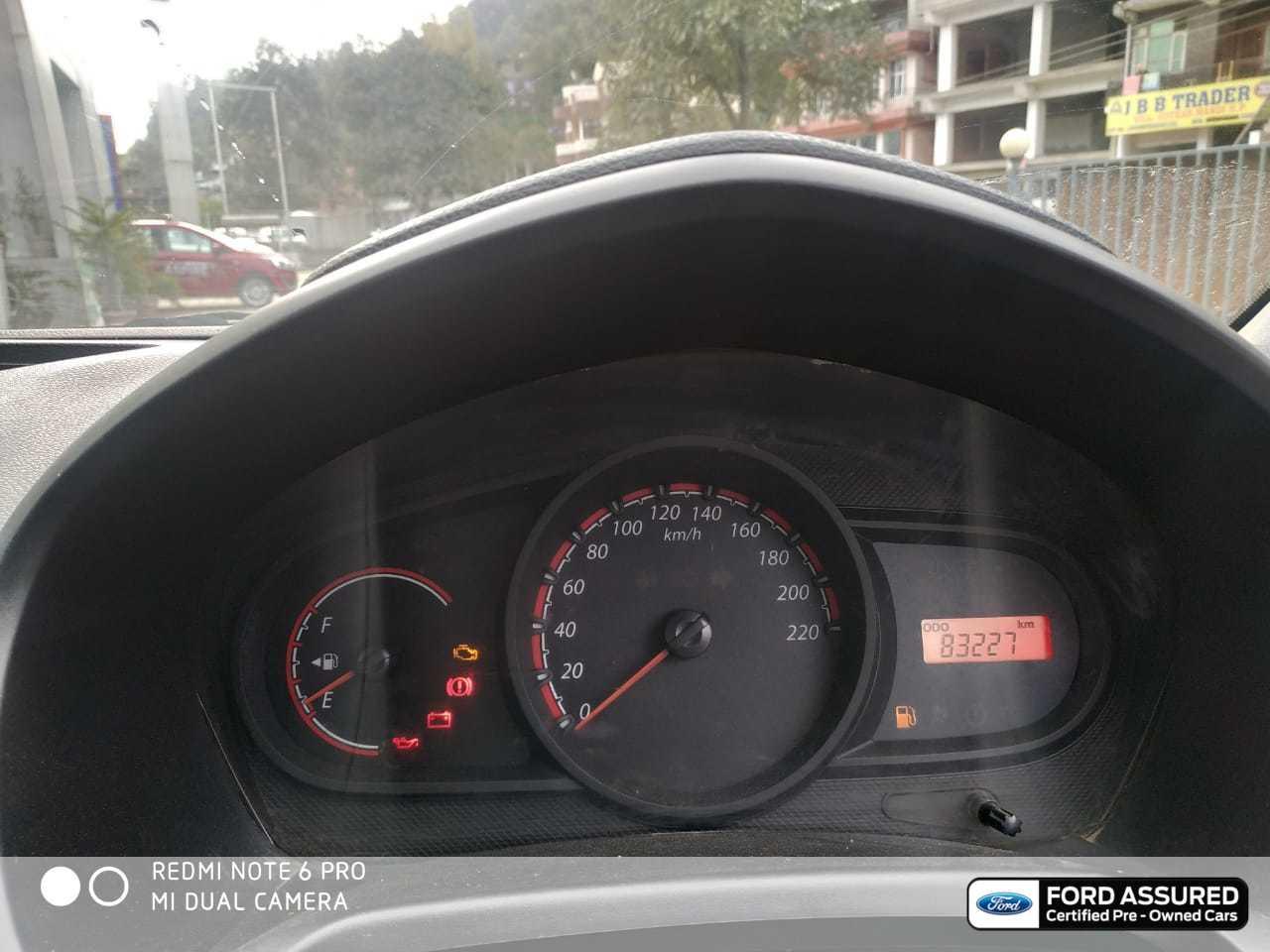 Ford Figo 2012-2015 Petrol EXI