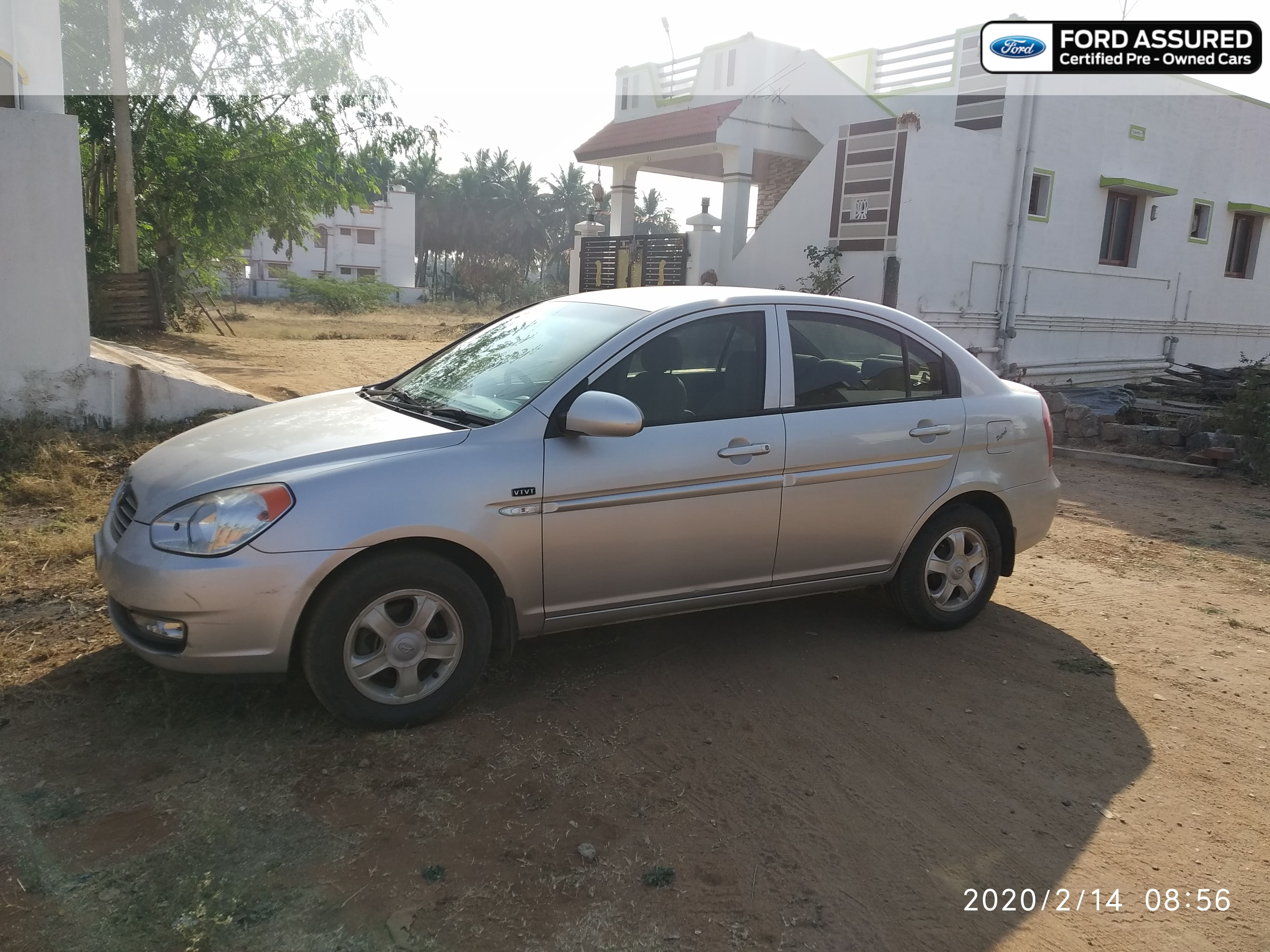 Hyundai Verna 2006-2009 XXi (Petrol)