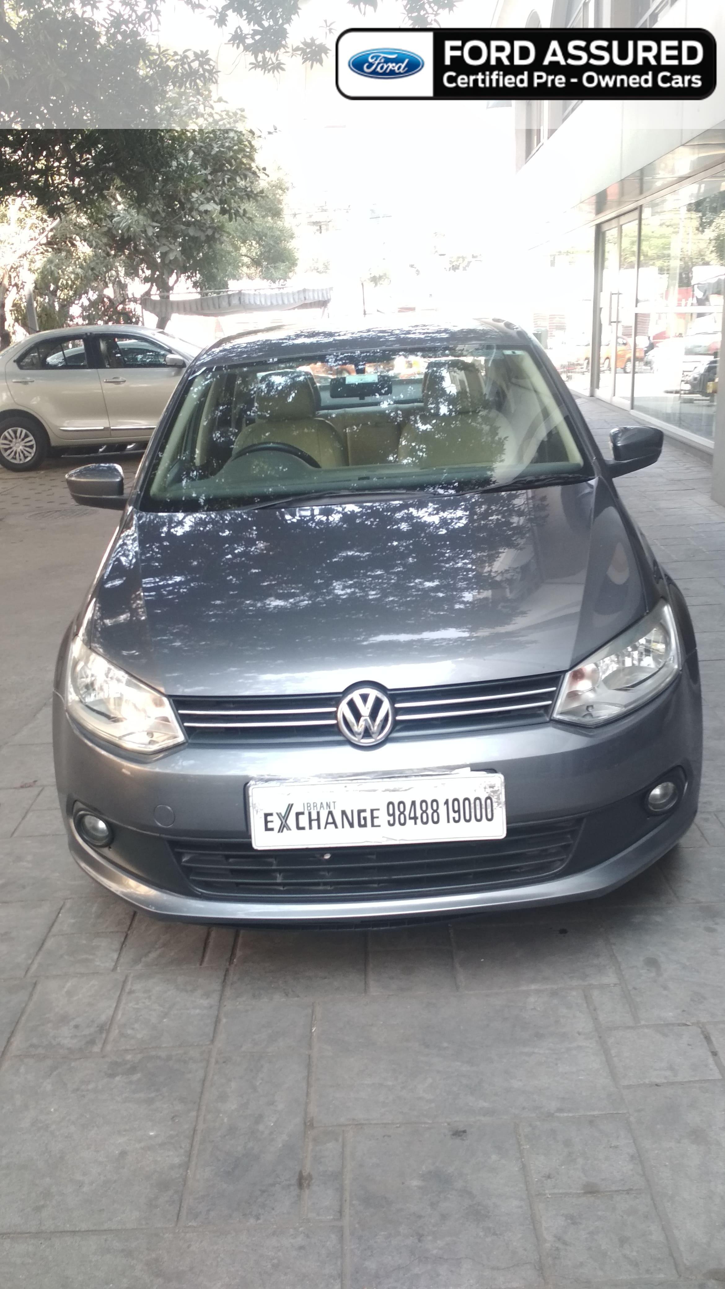 Volkswagen Vento 2013-2015 1.6 Highline