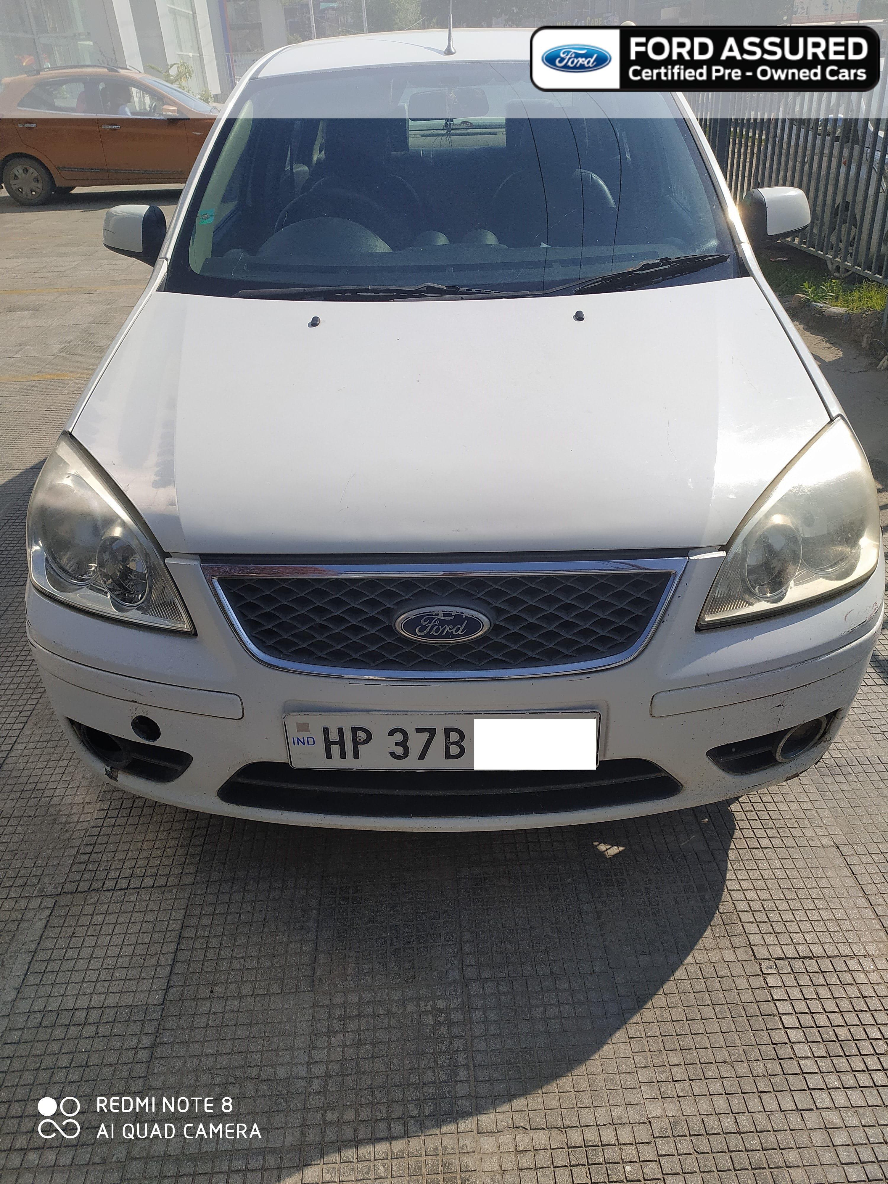 Ford Fiesta 2004-2008 1.4 TDCi EXI