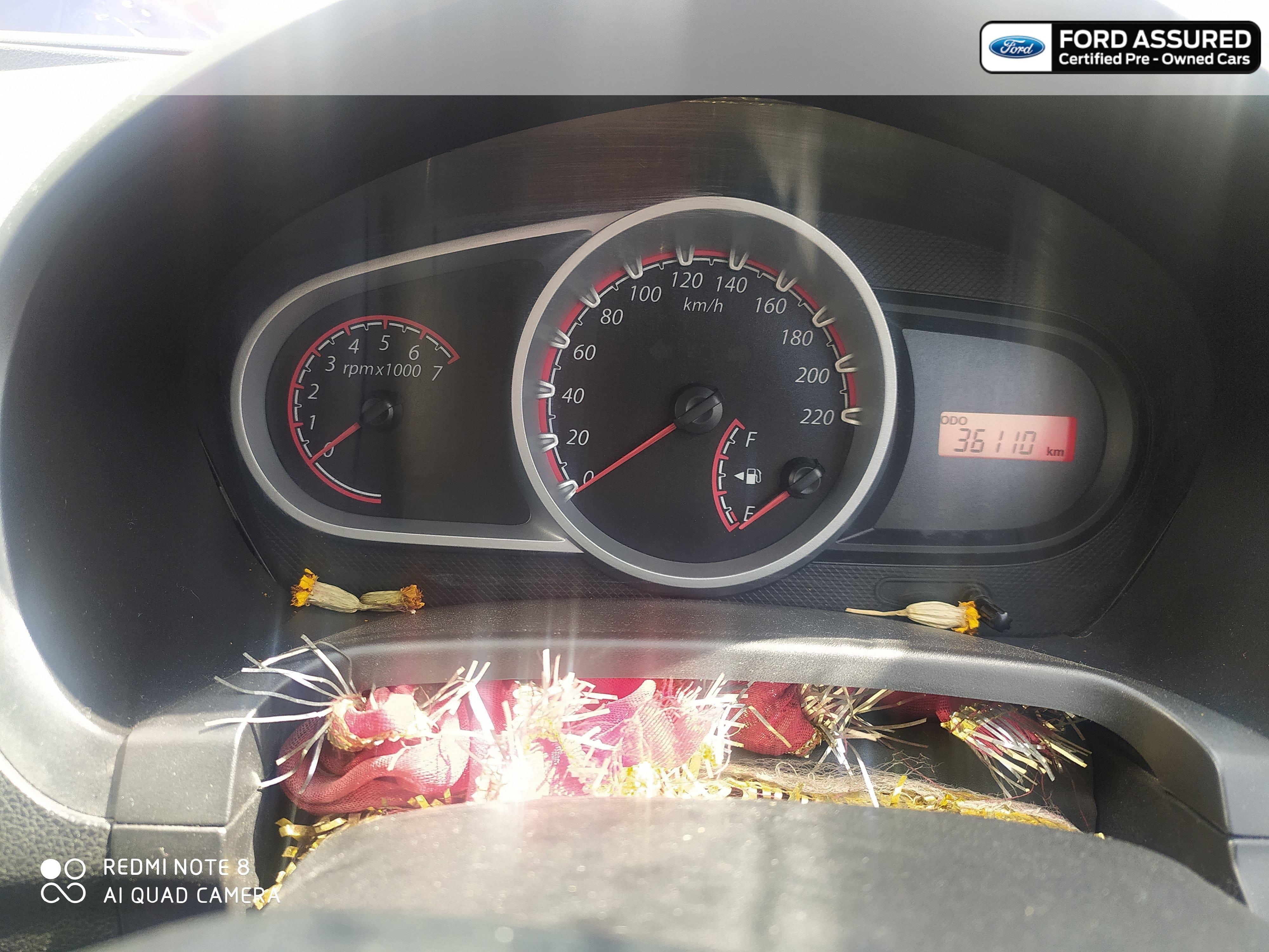 Ford Figo 2010-2012 Petrol ZXI