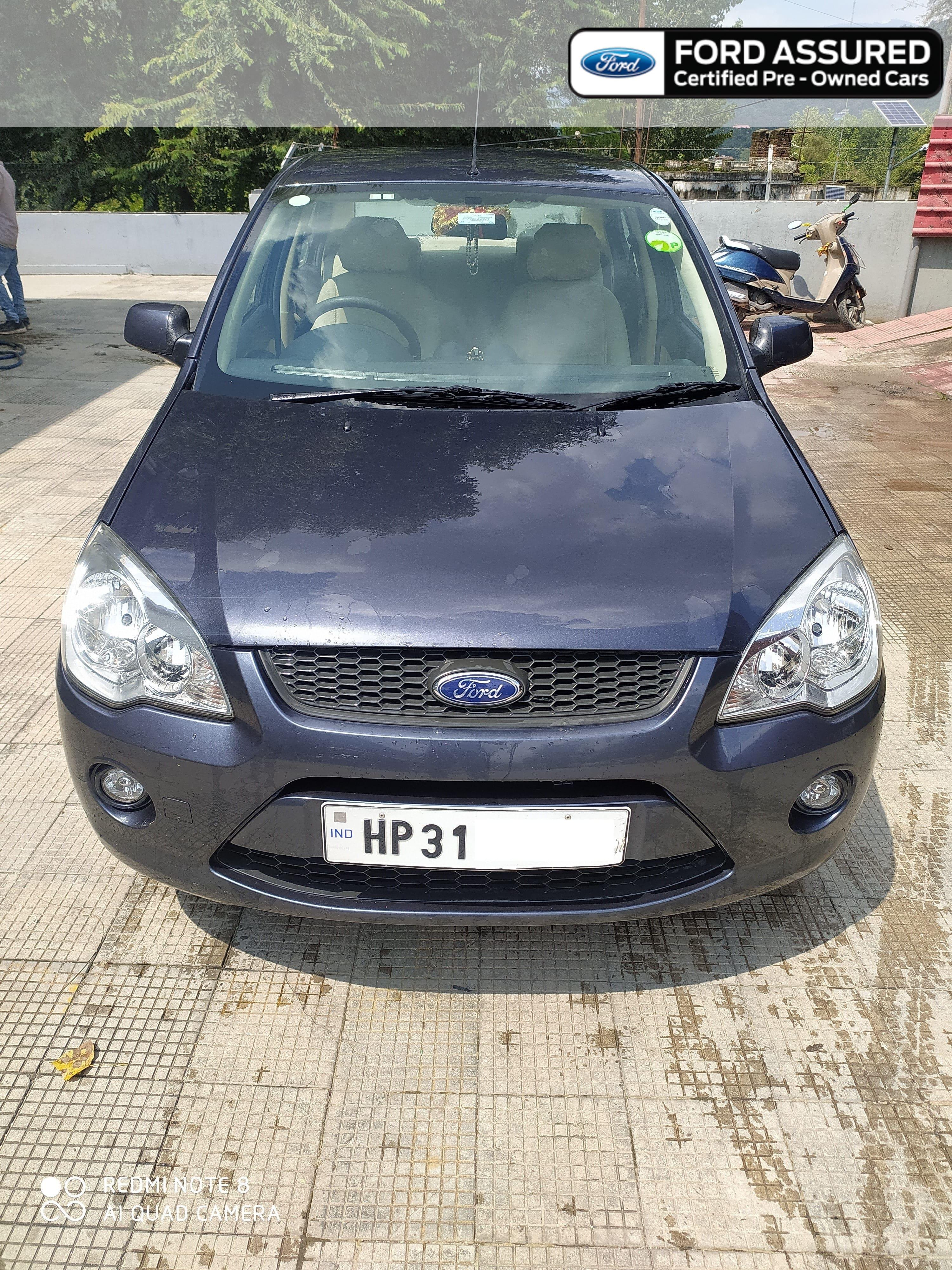 Ford Fiesta 2008-2011 1.6 SXI ABS Duratec