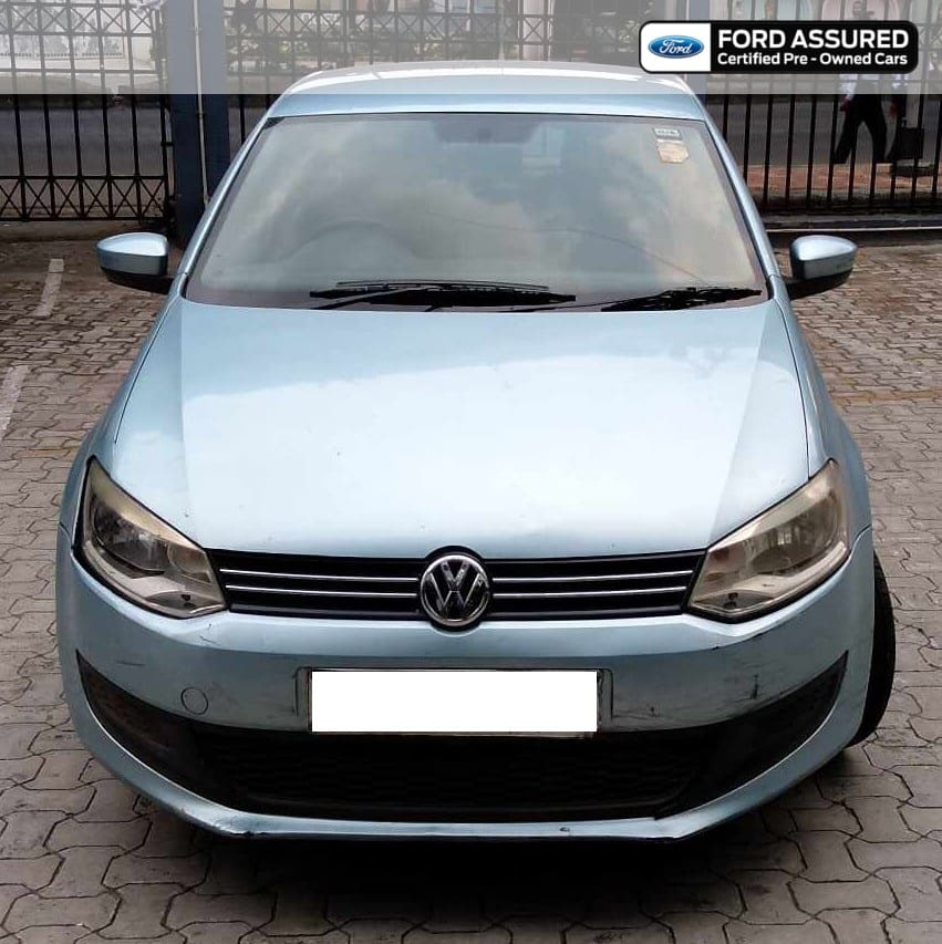 Volkswagen Polo 2009-2013 Petrol Trendline 1.2L