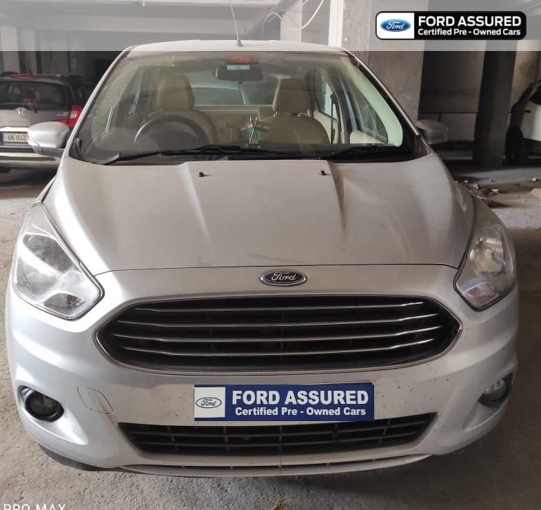 Ford Aspire 1.5 TDCi Titanium