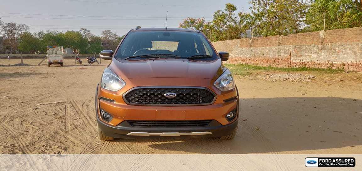 Ford Freestyle Titanium Plus Diesel
