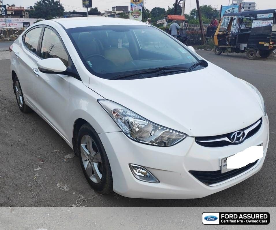 Hyundai Elantra 2012-2015 CRDi S