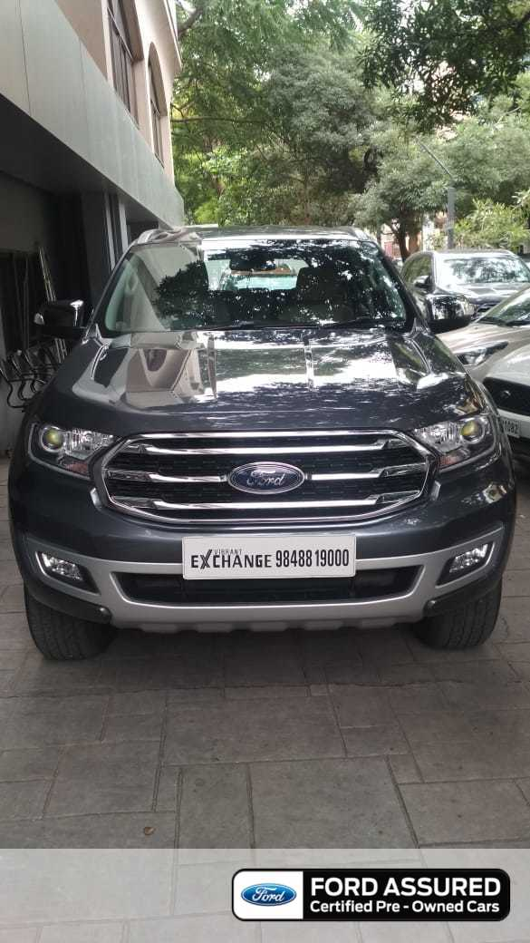 Ford Endeavour 3.2 Titanium AT 4X4