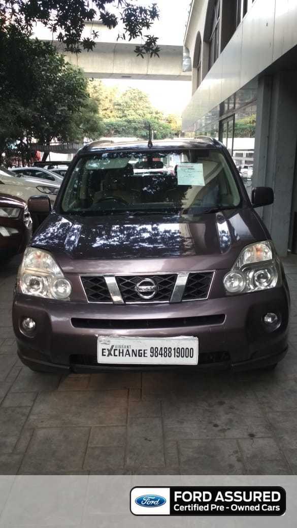 Nissan X-Trail 2009-2014 SLX AT