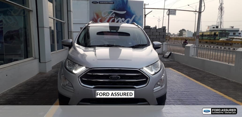 Ford EcoSport 1.5 TDCi Titanium Plus BE BSIV