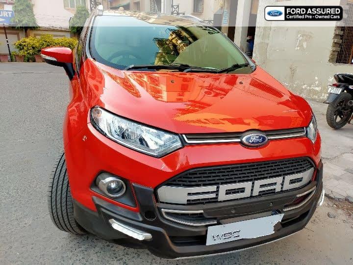Ford EcoSport 1.5 Ti VCT MT Titanium BE BSIV