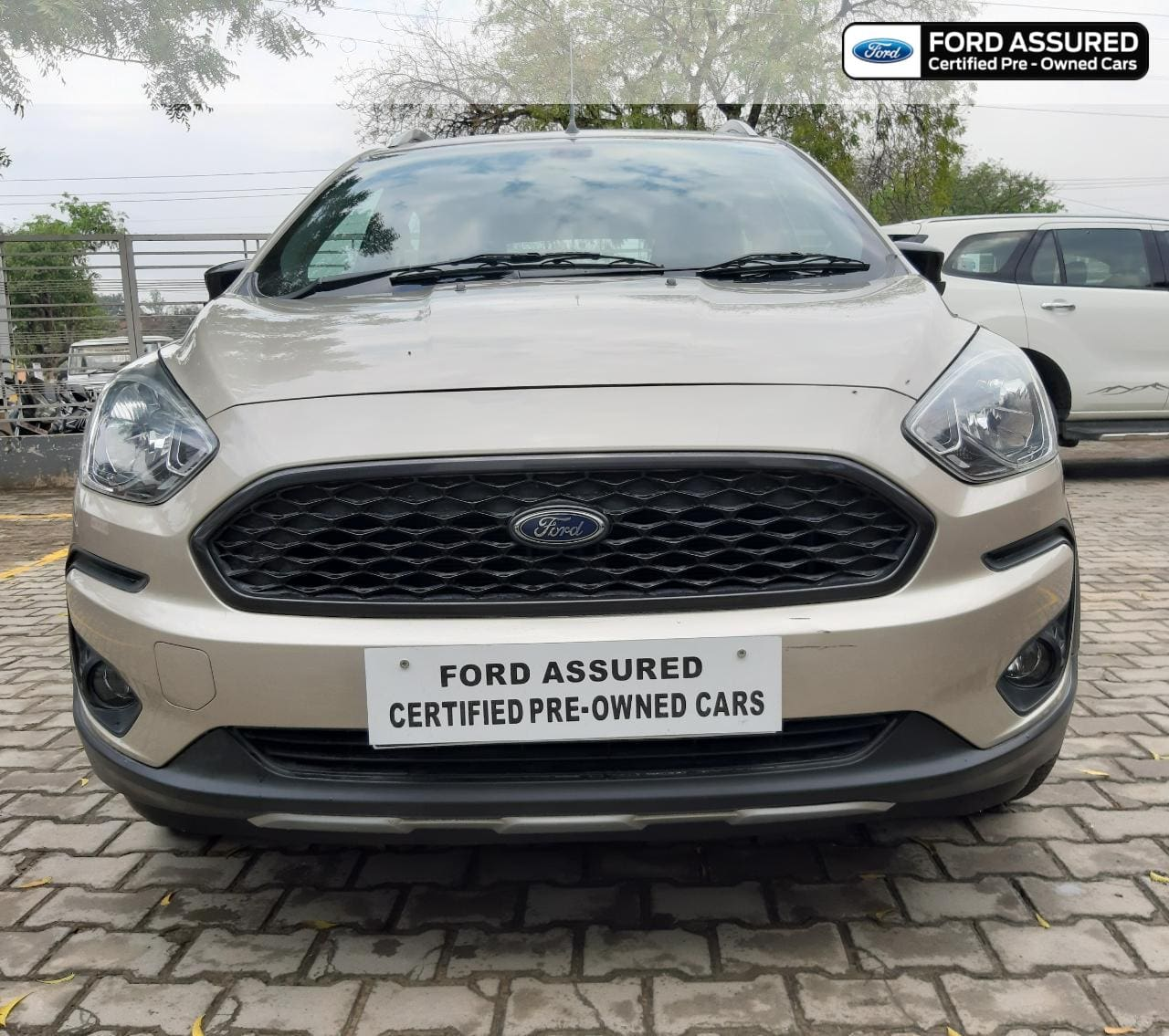 Ford Freestyle Titanium Plus Petrol BSIV