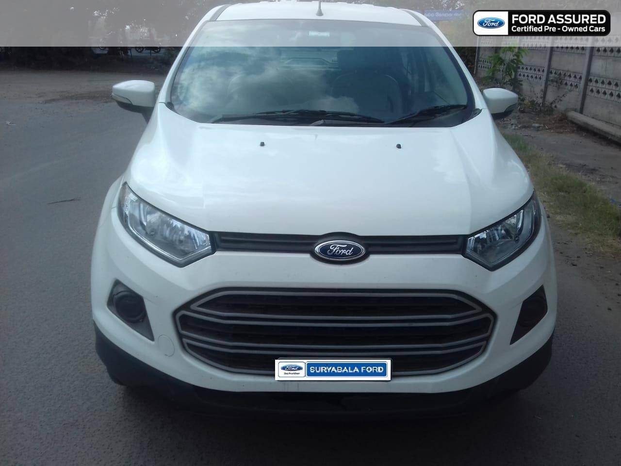 Ford EcoSport 1.5 TDCi Trend BSIV